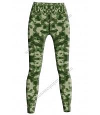 Army Camo Tights