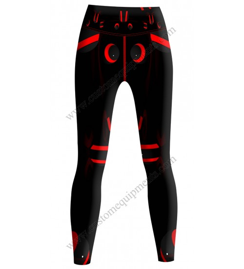 Skin Running Tights