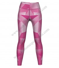 Pink Compression Tights