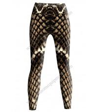 Golden Viper Leggings