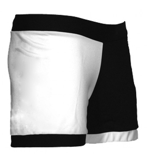 Blank Vale Tudo Shorts