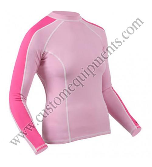 Pink Rash Guard