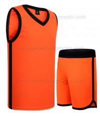 Basketball Uniforms Sets