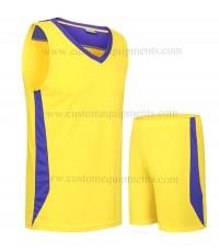 Basketball Jerseys & Shorts