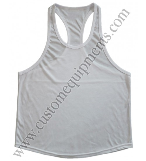 White Gym Stringers