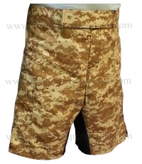 Camo Crossfit Shorts