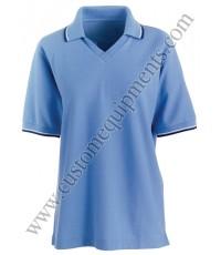 V-Neck Polo Shirts